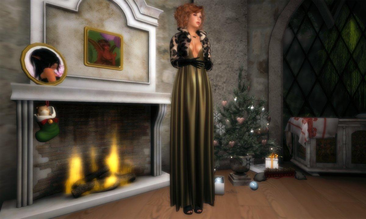 The Gracious Hostess