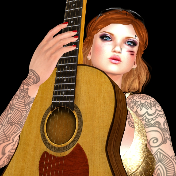 Rock Goddess 2